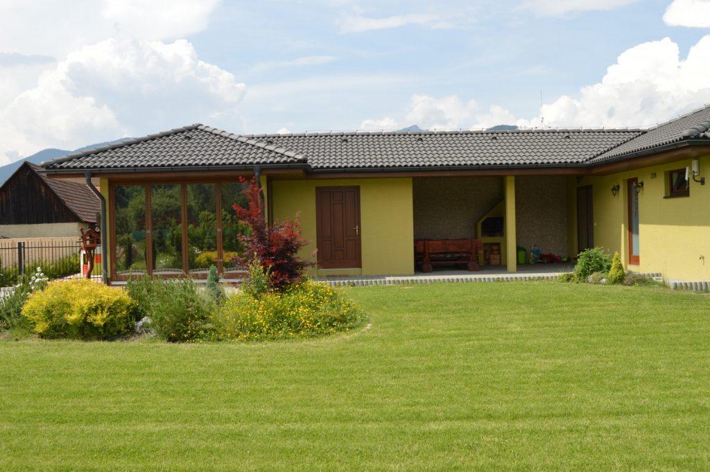 vzorový dom - bf-stavby